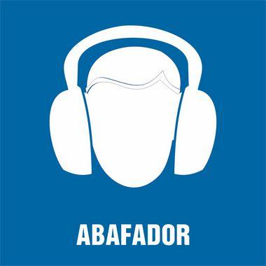 PLAQUETAS PLACAR CIPA - USO DE ABAFADOR