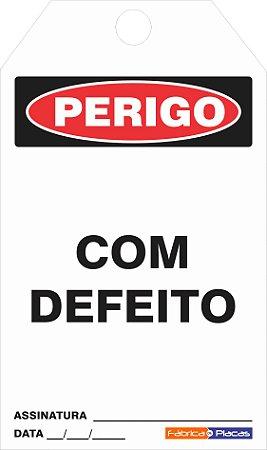 CARTÂO DE TRAVAMENTO