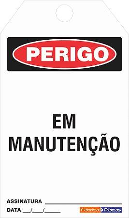 CARTÃO E TRAVAMENTO - EM MANUTENÇÃO