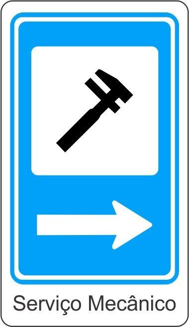 Placa de Serviços Auxiliares - S 3