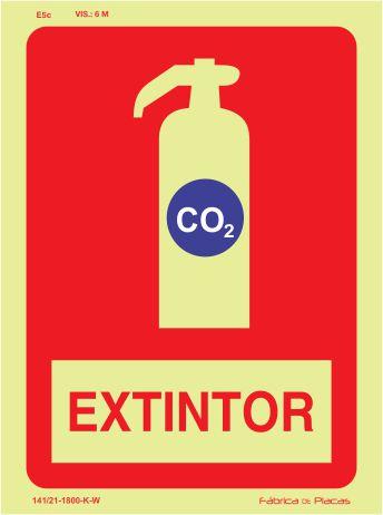 Sinalização de Equipamentos - E5c