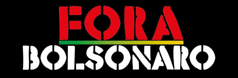 Adesivo de carro Fora Bolsonaro
