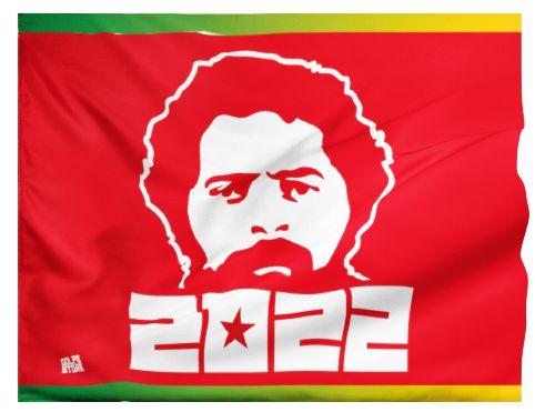 Bandeira Lula 2022
