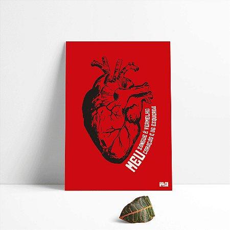 Painel Coração de Esquerda