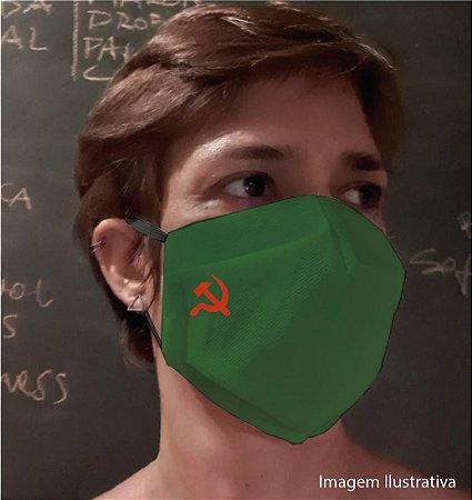 MÁSCARA SOCIALISTA - Tam M - verde