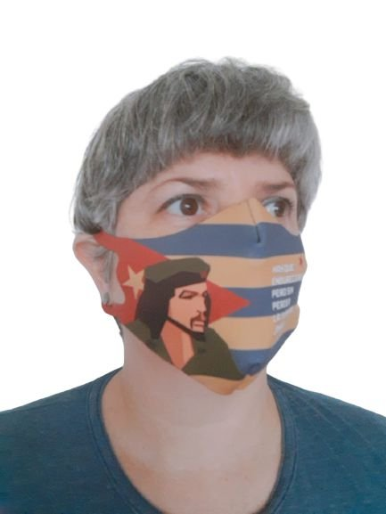 Máscara Neoprene Che Guevara