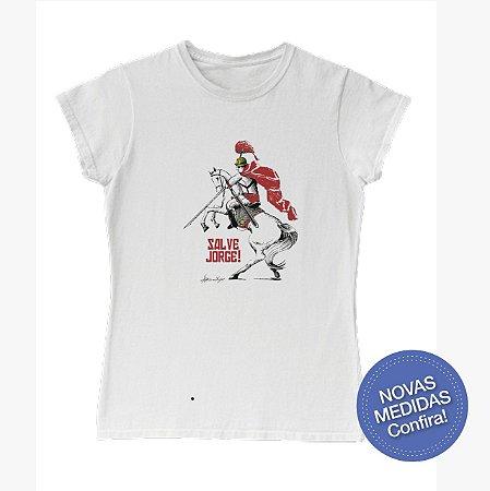 Camisa Baby Salve Jorge