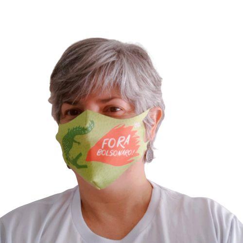 Máscara Neoprene Jacaré
