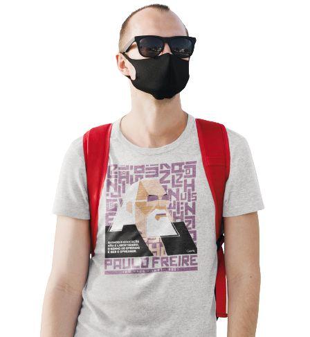 Camisa Básica Paulo Freire - 100 anos