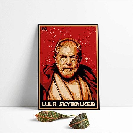 Painel Lula Skywalker