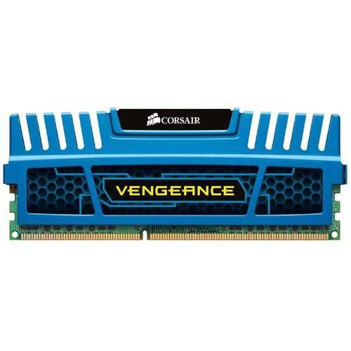 MEM DDR3 8GB 1600 CORSAIR VENGEANCE BLUE