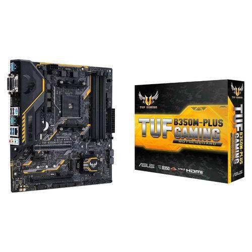 MB AMD (AM4) ASUS B350M-PLUS TUF GAMING