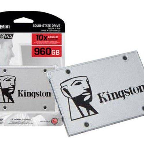 """HD SSD SATA3  960GB 2.5"""" KINGSTON SUV400S37/96"""