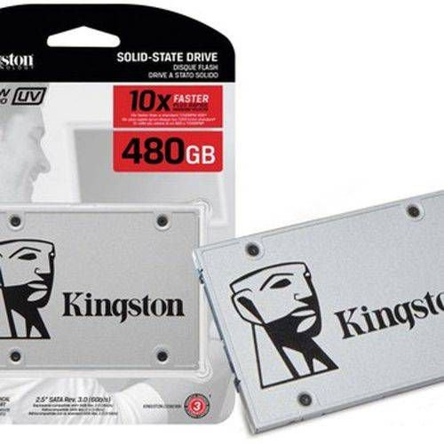 "HD SSD SATA3  480GB 2.5"" KINGSTON SUV400S37/480"
