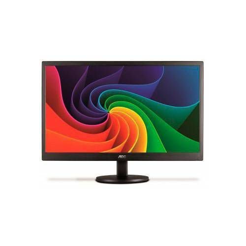Monitor LED AOC E1670SWU de 15.6 polegadas