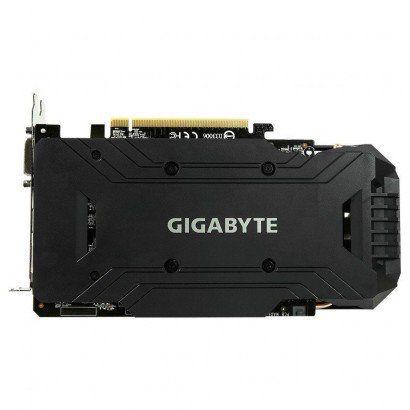 Placa de Vídeo Gigabyte GeForce GTX 1060 Windforce 6GB GV-N1060WF2OC-6GD