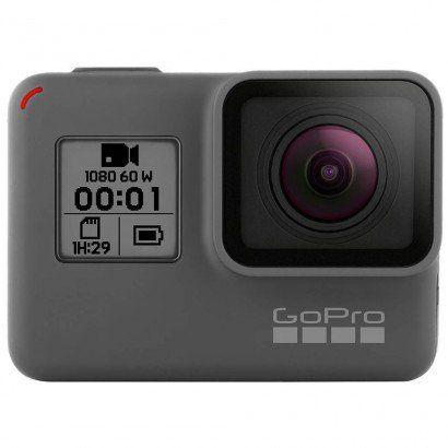 Câmera Digital GoPro Hero 2018 1080p CHDHB-501-RW Resolução de 10MP, Gravação em 1080p, À Prova d'água
