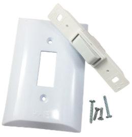 Interruptor para campainha com espelho inmetro