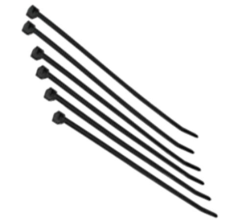 Abraçadeira de nylon 3,6 x 200 mm