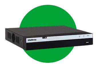 DVR Intelbras MHDX 3116 com HD 3TB purple