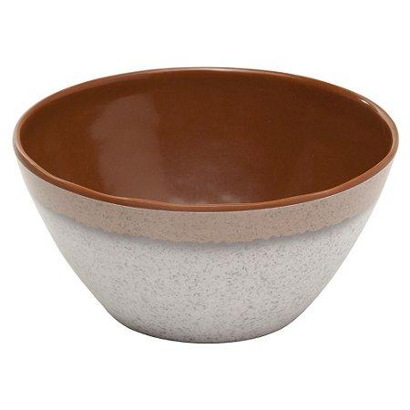 Bowl Tigela Melamina 700 Ml 15 X 7 Cm Japones Nippon Molho Sopa Cozinha