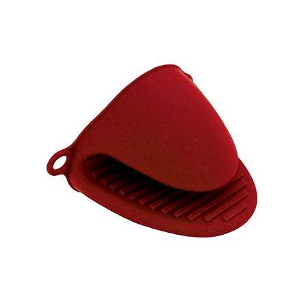 Pegador Luva De Silicone 8,5 Cm Yazi  Antiderrapante  Diferenciado Indispensavel Cozinha