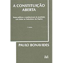 CONSTITUICAO ABERTA, A - 3ED/04