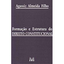 FORMACAO E ESTRUTURA DO DIREITO CONSTITUCIONAL