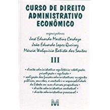 CURSO DE DIREITO ADMINISTRATIVO ECONOMICO-VOL.3/06