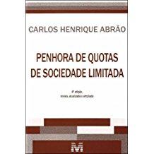 PENHORA DE QUOTAS DE SOCIEDADE LIMITADA