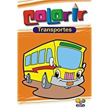 TRANSPORTES - COL. COLORIR