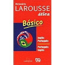 LAROUSSE - DICIONARIO BASICO INGLES/PORTUGUES