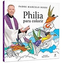 PHILIA - LIVRO DE COLORIR