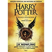 Harry Potter e a Criança Amaldiçoada- Partes 1 e 2 (Brochura)