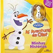 DISNEY - MINHAS HISTORIAS - FROZEN OLAF