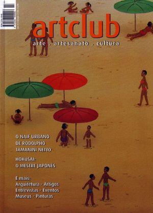 ART CLUB VOL.02 ARTE - ARTESANATO - CULTURA