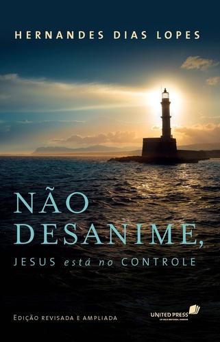 NAO DESANIME, JESUS ESTA NO CONTROLE