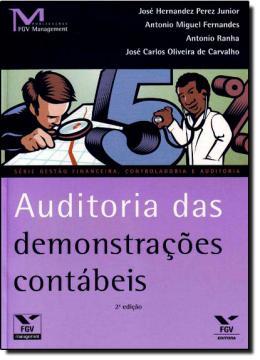 AUDITORIA DAS DEMONSTRACOES CONTABEIS - 02ED
