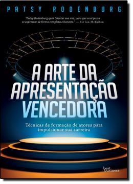 ARTE DA APRESENTACAO VENCEDORA, A