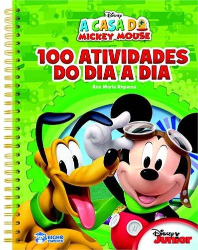 DISNEY - 100 ATIVIDADES DO DIA A DIA