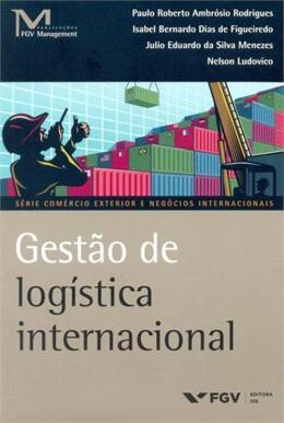 GESTAO DE LOGISTICA INTERNACIONAL - 01ED/14