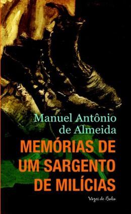 MEMORIAS DE UM SARGENTO DE MILICIAS - (BOLSO)