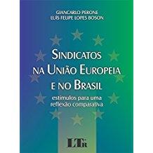 SINDICATOS NA UNIAO EUROPEIA E NO BRASIL - 01ED/15