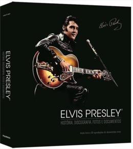 ELVIS PRESLEY - (PUBLIFOLHA)