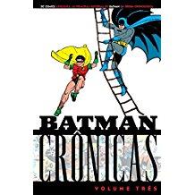 BATMAN - CRONICAS - VOL. 3