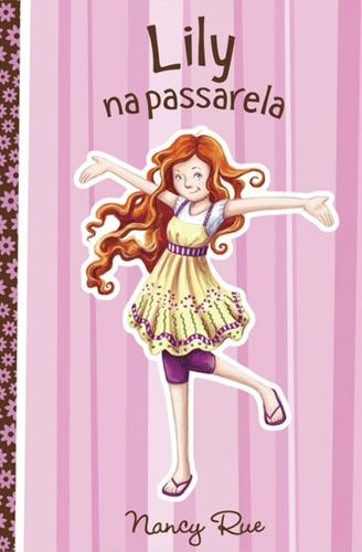 Lily na Passarela