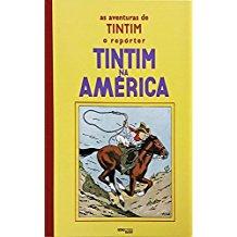 AVENTURAS DE TINTIM, AS - TINTIM NA AMERICA
