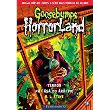 GOOSEBUMPS HORRORLAND 19-TERROR NA CASA DE ARREPIO