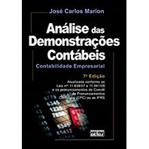 ANALISE DAS DEMONSTRACOES CONTABEIS - 07ED/2012