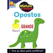 MISTURE E COMBINE: OPOSTOS